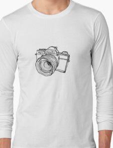 Minolta XG-7 SLR Long Sleeve T-Shirt