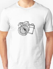 Minolta XG-7 SLR T-Shirt
