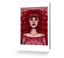 Naomi Greeting Card