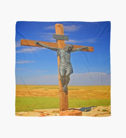 Crucifixion of Jesus Scarf