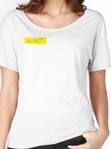 Long b e a k Women's Relaxed Fit T-Shirt