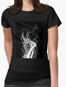 Blow Dry Womens Fitted T-Shirt