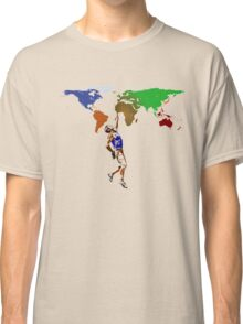 The world is mine Classic T-Shirt