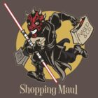 Shopping Maul by Draganmac