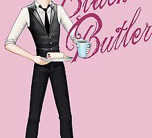 Black Butler by FluffyBusStudio