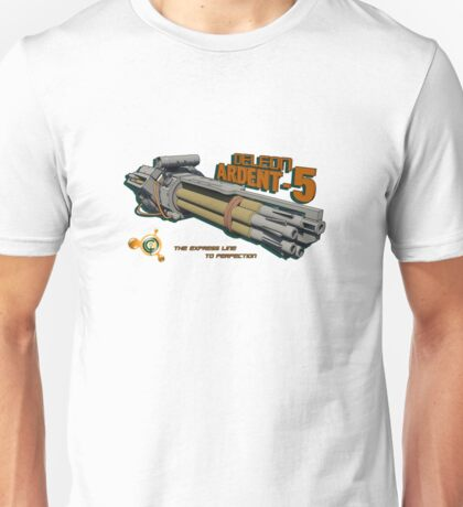 Deleon Ardent-5 Unisex T-Shirt