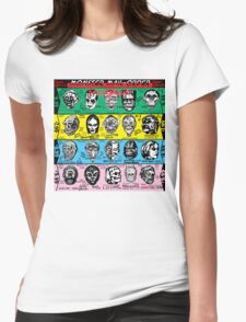 Some Ghouls Womens Fitted T-Shirt