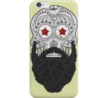Skull Beard iPhone Case/Skin