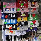 T-Shirts & Leaning Towers by Francis Drake