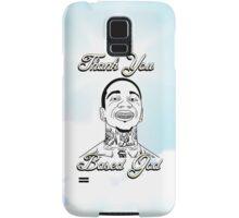 Thank You Based God Samsung Galaxy Case/Skin