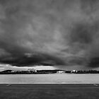 Storm over Canberra by Tony Theobald