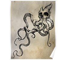 Skulltapus Poster