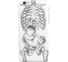 skullbaby iPhone Case/Skin