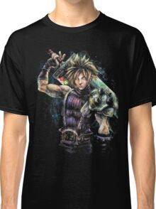 EPIC CLOUD STRIFE FINAL FANTASY VII PORTRAIT Classic T-Shirt