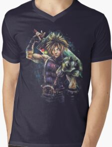EPIC CLOUD STRIFE FINAL FANTASY VII PORTRAIT T-Shirt