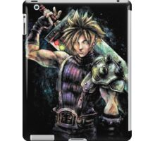 EPIC CLOUD STRIFE FINAL FANTASY VII PORTRAIT iPad Case/Skin