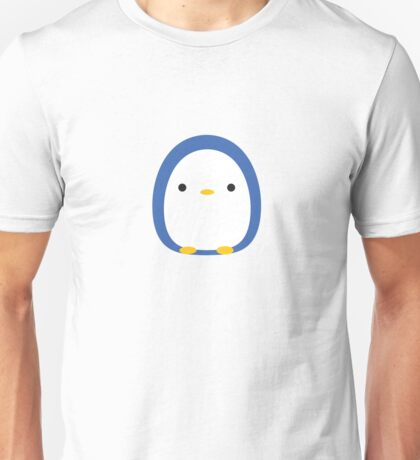 Roly Poly Penguin Unisex T-Shirt