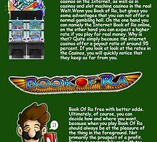 Book Of Ra online spielen mit der besseren Gewinnquote by bookofra