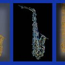 Alto Sax Trio by JohnYoung