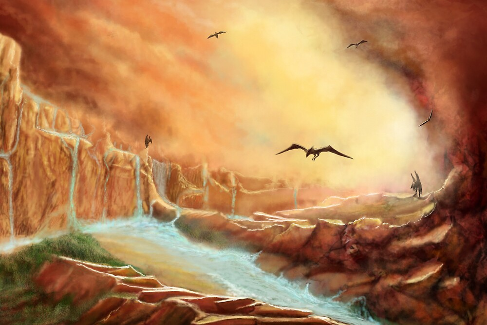 Land Before Time by Isaia