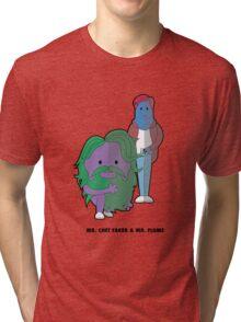Chet Faker & Flume Tri-blend T-Shirt