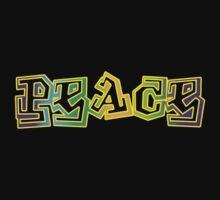 Abstract Peace by Samuel Sheats
