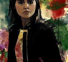 Clara Oswald The Impossible Girl by Imran Nalla