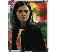 Clara Oswald The Impossible Girl iPad Case/Skin