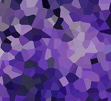 Small Purple Crystals by jojobob