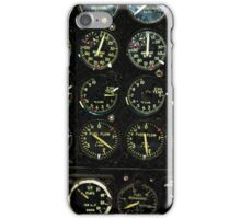 Gauges from the Past iPhone Case/Skin