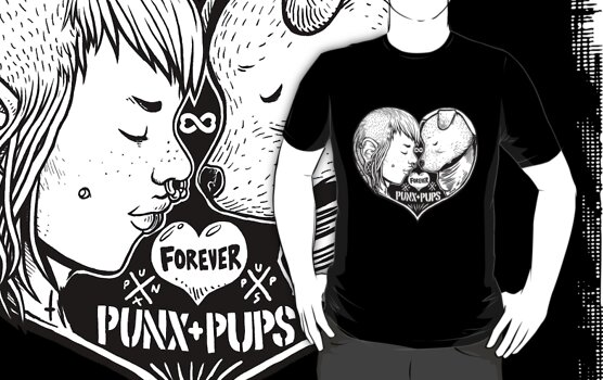 Punx 'n' Pups: Forever by iaind