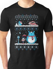 Pokemon Totoro Neighbor Unisex T-Shirt