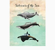 saloons of the sea Unisex T-Shirt