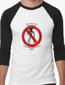 The Resistance Men's Baseball ¾ T-Shirt