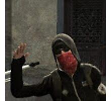 Counter Strike Global Offensive Waving Terrorist Photographic Print