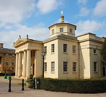 Cambridge Downing College by kirilart