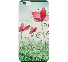Tomato and Basil iPhone Case/Skin