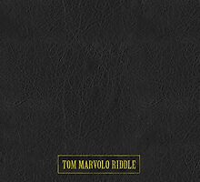 Tom Riddle's Diary by mustbethursday