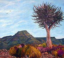 Quiver tree 2 by Beth Neden
