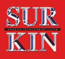 Surkin - Advanced Entertainment System T-Shirt