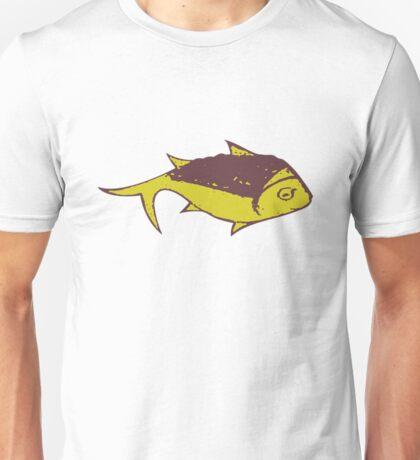 Happy Fish Unisex T-Shirt