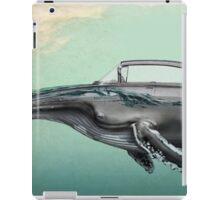 the Cadillac of the sea iPad Case/Skin