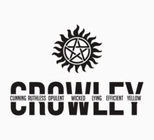 Descriptive - Crowley by tripinmidair
