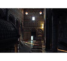 San Miniato al Monte in Florence Photographic Print