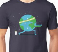 Global warming up Unisex T-Shirt