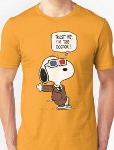 Peanuts Trust Me Im Doctor Unisex T-Shirt