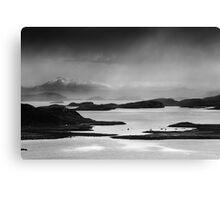 Reiff - The Summer Isles Through The Winter Canvas Print