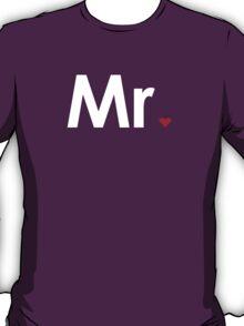 Couple - Mister Heart (Dark edition) T-Shirt
