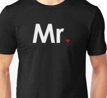 Couple - Mister Heart (Dark edition) Unisex T-Shirt