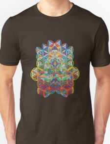 Vipassana - 2012 - Buddha on chair as Tshirt Unisex T-Shirt